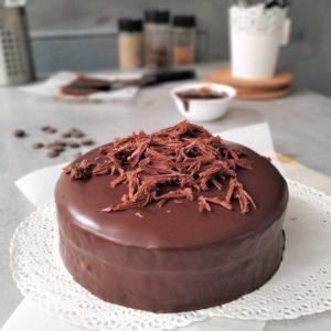 Torta Assoluta al Cioccolato