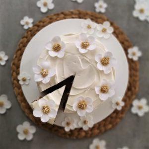 Torta Carrot Cake con Cream Cheese