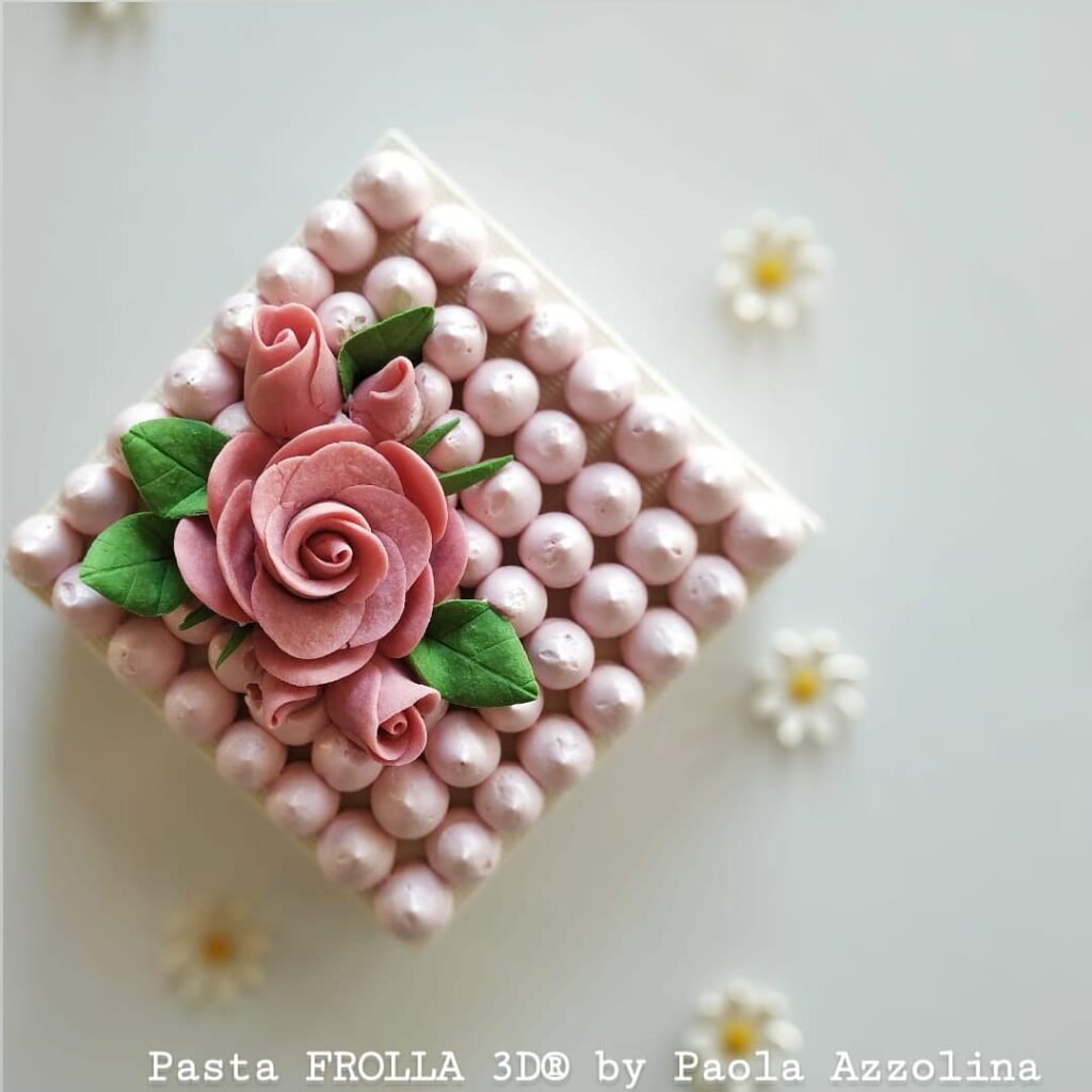 Pasta FROLLA 3D by Paola Azzolina